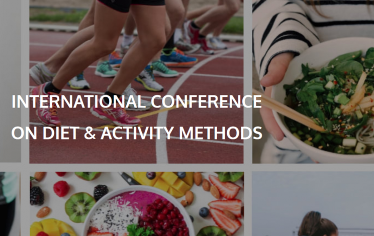 POSTPONED - ICDAM - International Conference on Diet and Activity Methods 2020
