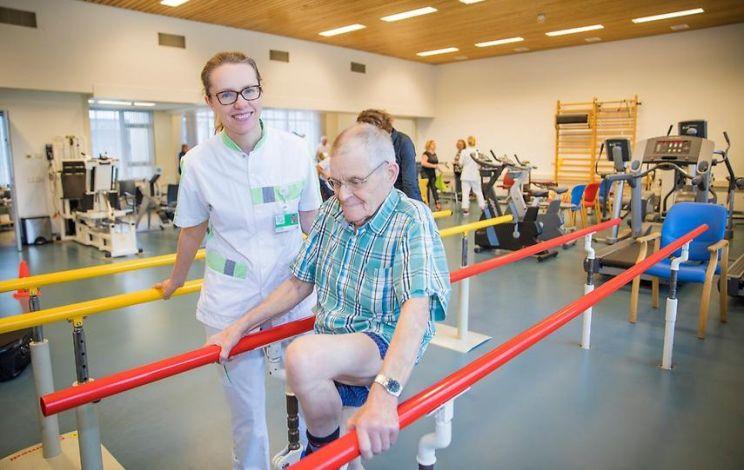 Lunchlezing: 'Het belang van voeding en beweging voor een betere spierfunctie: van wetenschap naar (ziekenhuis)praktijk'