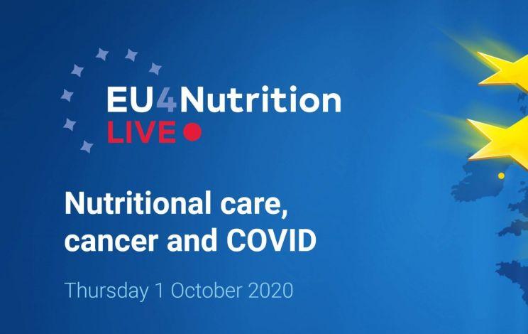 EU4Nutrition Live – Voedingszorg, kanker en COVID