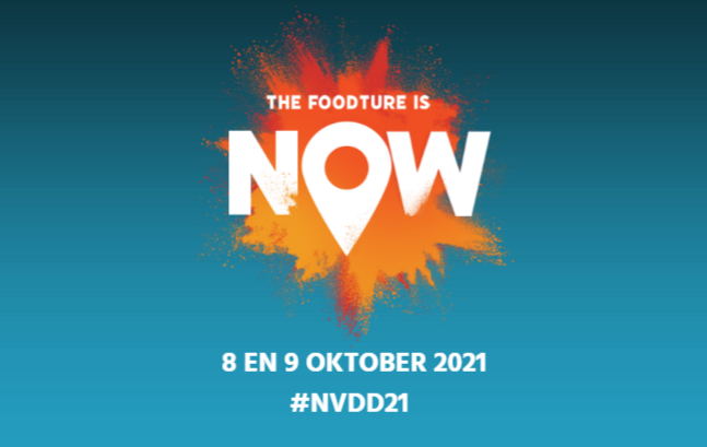 NVD Diëtistendagen: the foodture is now