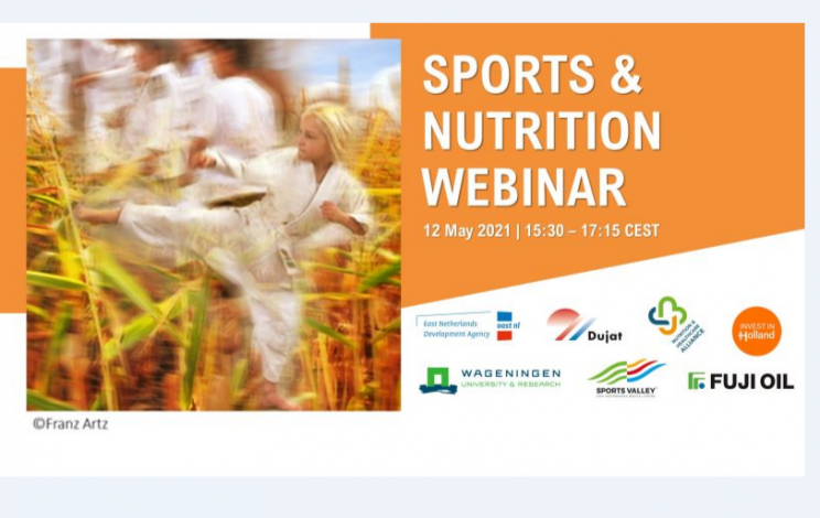 Sports & Nutrition Webinar: Olympic Games Tokyo 2021 - Nutrition and Medical Support for Sports Performance