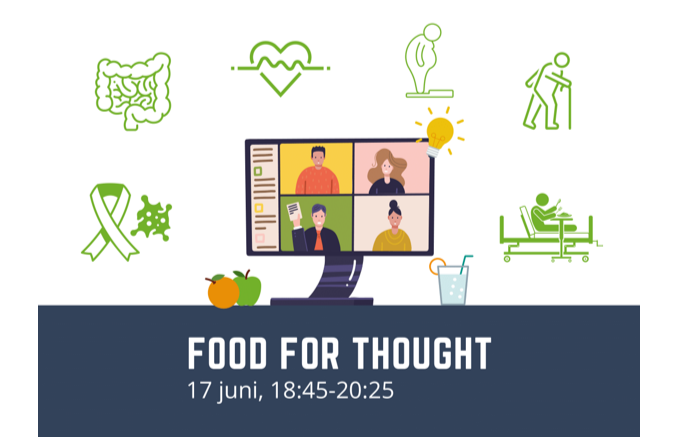 20e editie Food for Thought, kennis- & netwerkbijeenkomst