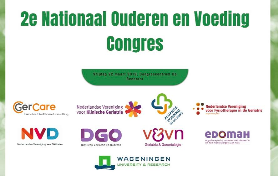 2e Nationaal Ouderen en Voeding Congres