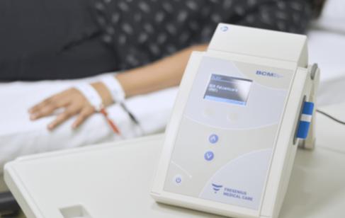 Bio-impedantie onderzoek bij nierdialyse