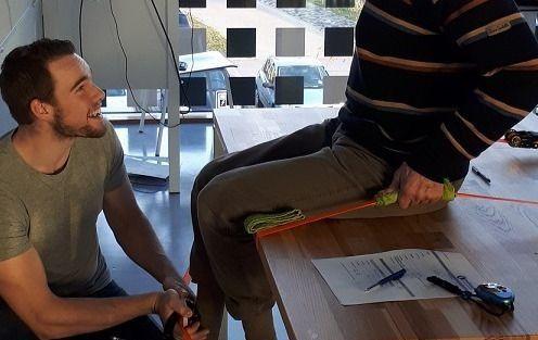 Interventiestudie ProMuscle in de praktijk laat zien: Thuiswonende ouderen hebben baat bij krachttraining en extra eiwit