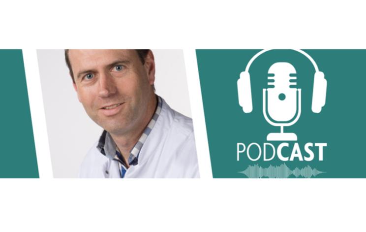 """Internist Bemelmans in NVZ preventie-podcast: """"Straal als dokter uit dat voeding belangrijk is"""""""