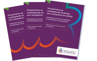 Rapport over inbedding overgewicht en leefstijl in verpleegkunde-opleidingen besproken op V&VN-bijeenkomst