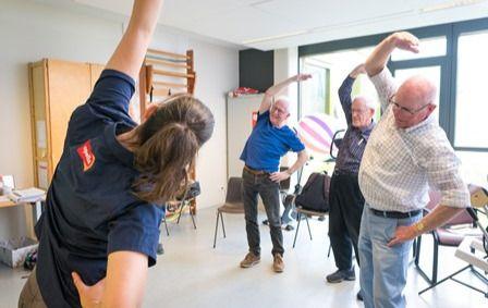 Ouderen in Bennekom en Ede willen fit blijven met ProMuscle in de Praktijk