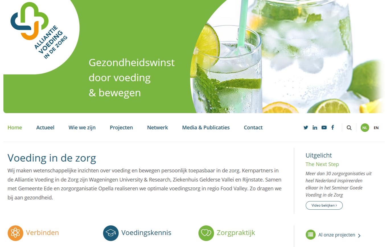 Welkom op de nieuwe website!
