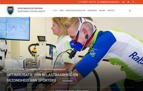 Website Sportinnovator Centrum Nutritional Status & Health online!