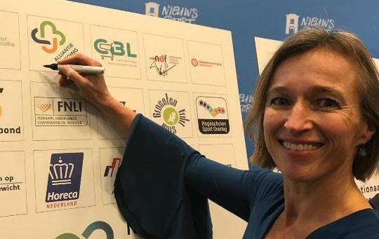 Nationaal Preventieakkoord - Een gezonder Nederland