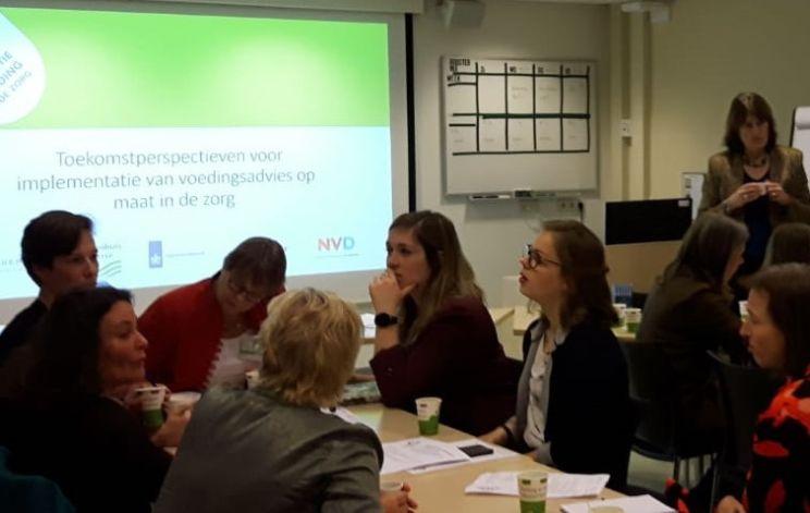 Expertmeeting Eetscore: arts en patiënt samen aan zet