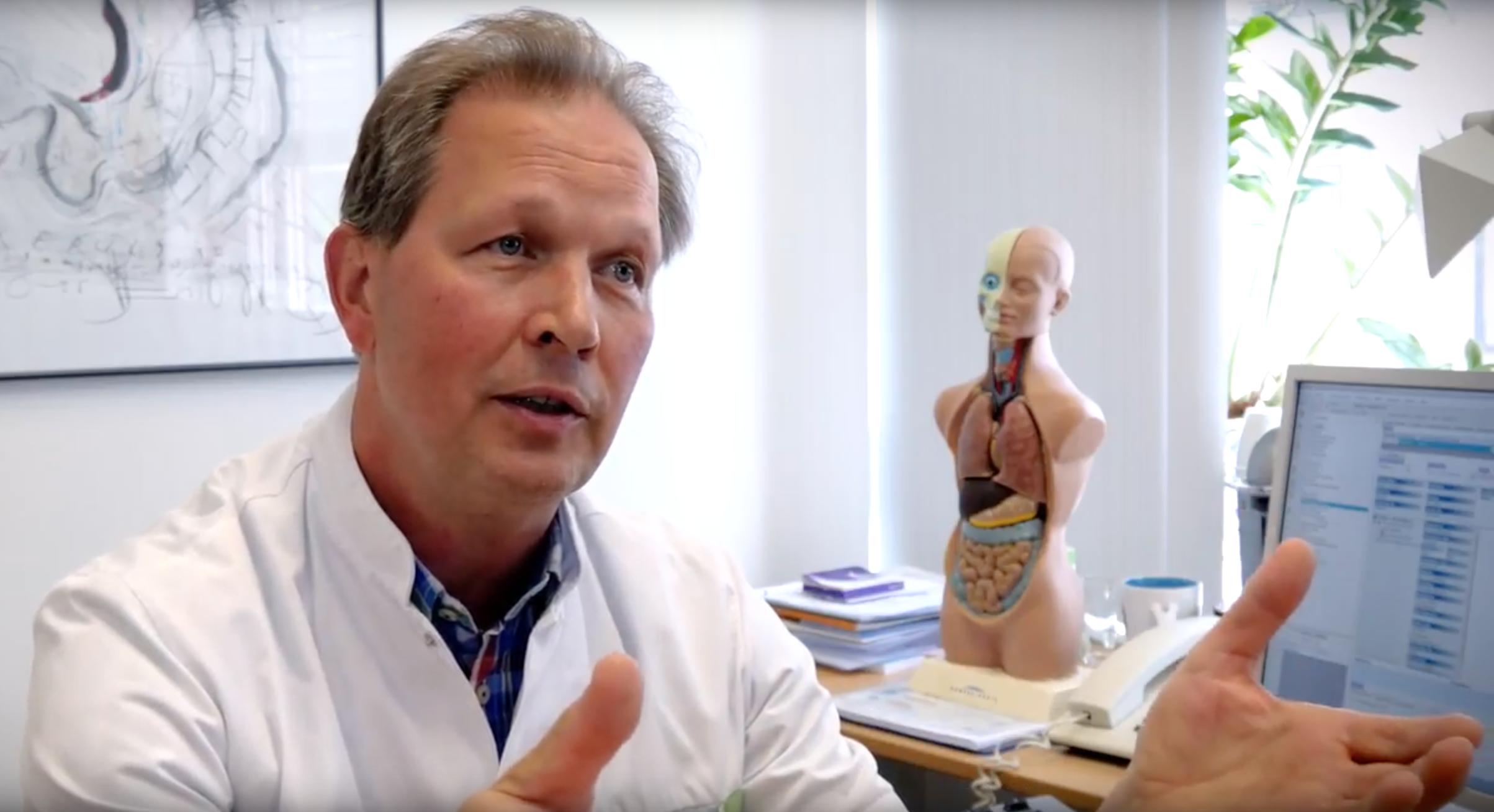 Prof. Ben Witteman, boegbeeld Alliantie Voeding